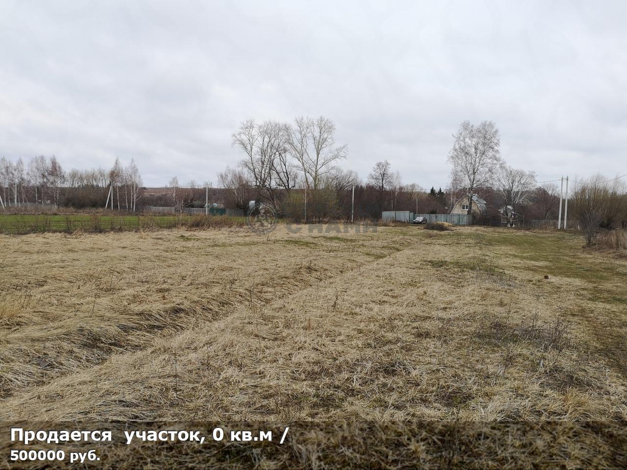 Продается  участок, 18 соток, село , Рыбновский район, Рязанская область, Новосёлки