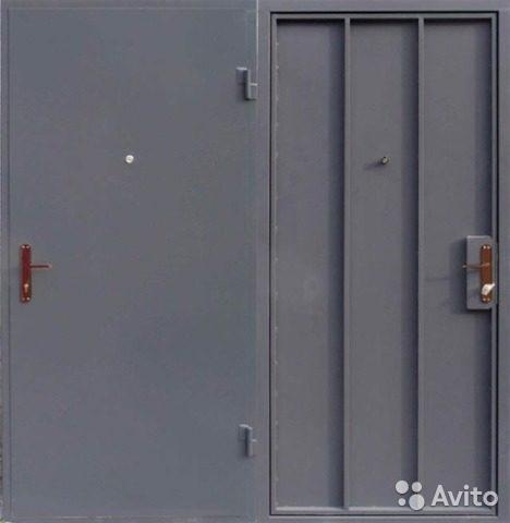 Металлические двери, гаражные ворота