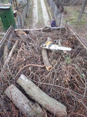 Расчистка участков рязань и область