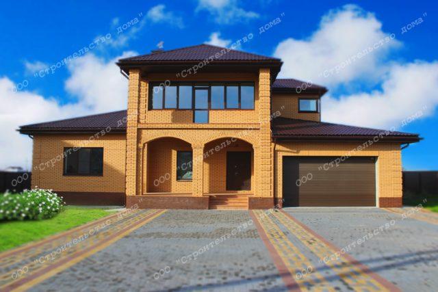 Строительство домов и коттеджей в Рязани и области