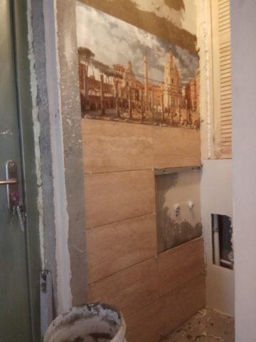 Капитальный и частичный ремонт ванных комнат
