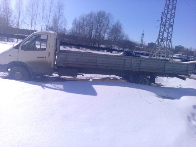 Грузоперевозки, Газель 6 метров