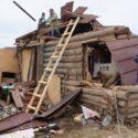 Демонтаж домов, хоз построек