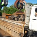 Демонтаж металлоконструкций (металлолома) Выоз